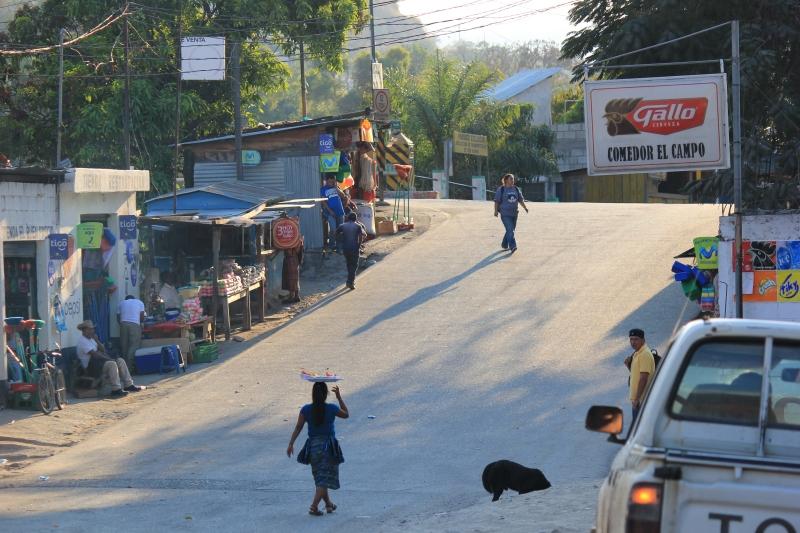 Streets of Sacapulas