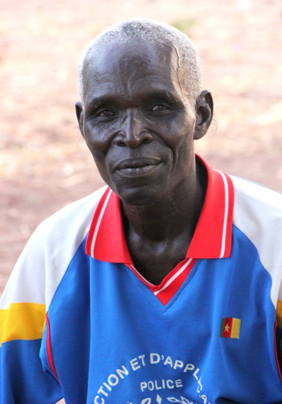 Norbert Mayla, chicken farmer of Kar Hay.