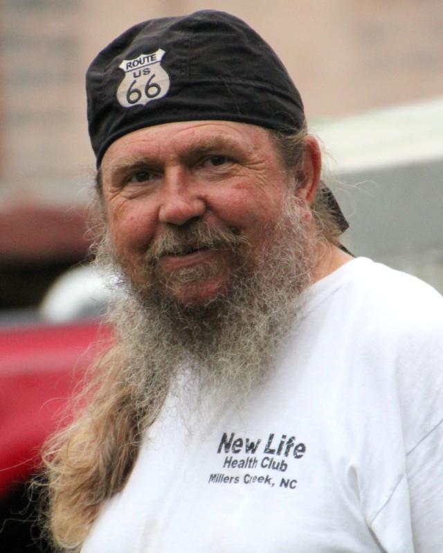 Pastor (Biker) Duncan Overrein