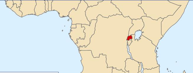 Can you find Rwanda?