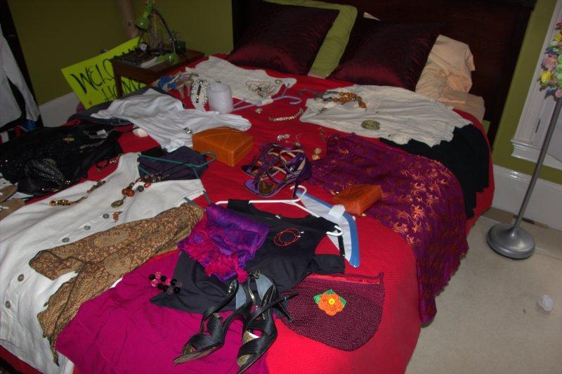 clothes riot