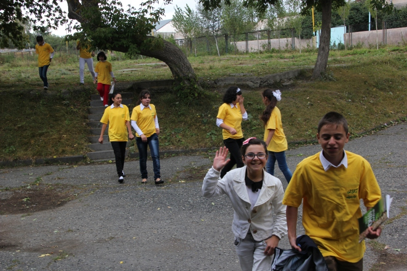kids coming to YANOA