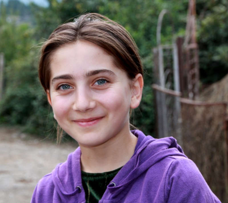 Veronica Gasparyan, Berqaber