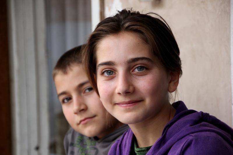 Veronica and Hrachya