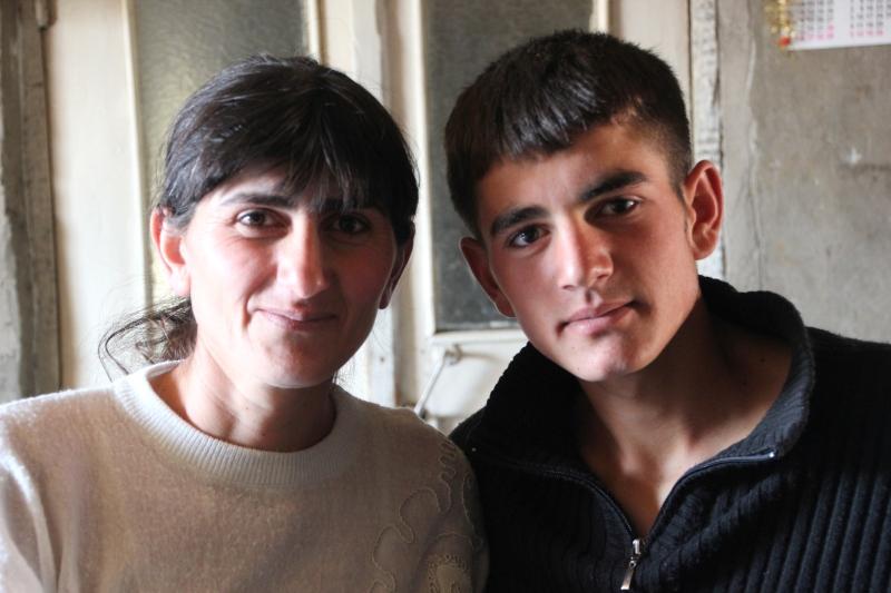 Armenia, September 2012