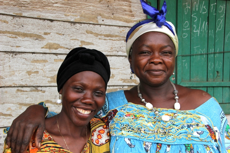 Cameroon, May 2012.
