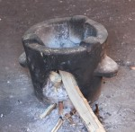 Simple energy stove.