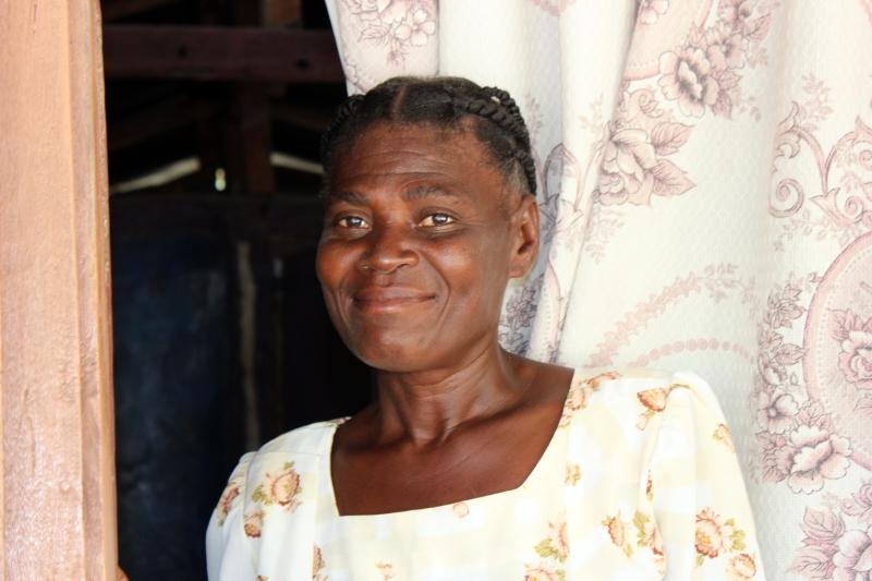Haiti, February 2012.