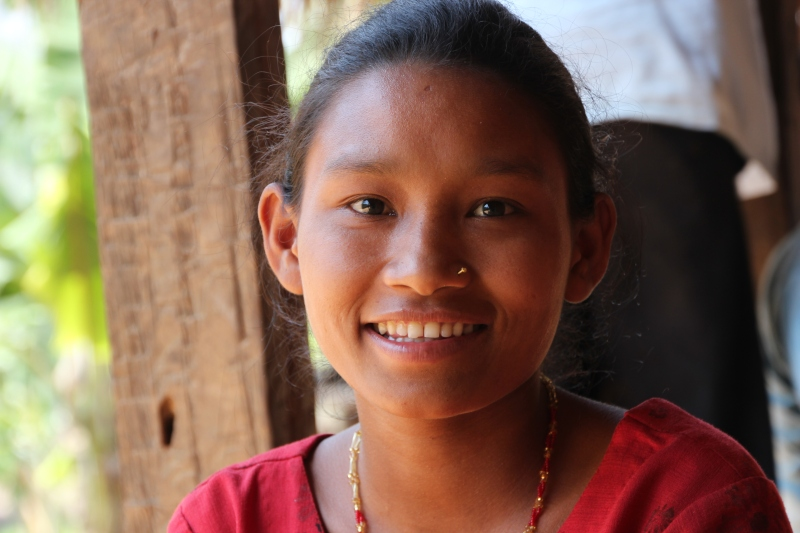 Nepal, April 2012.