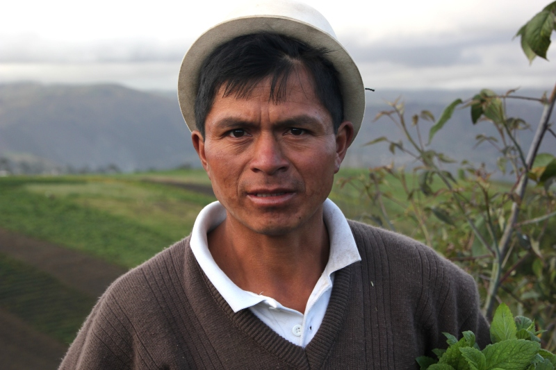 Francisco Pomaquiasa. 20- year PACAT member.