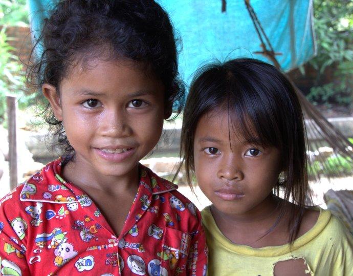 cambodia girls