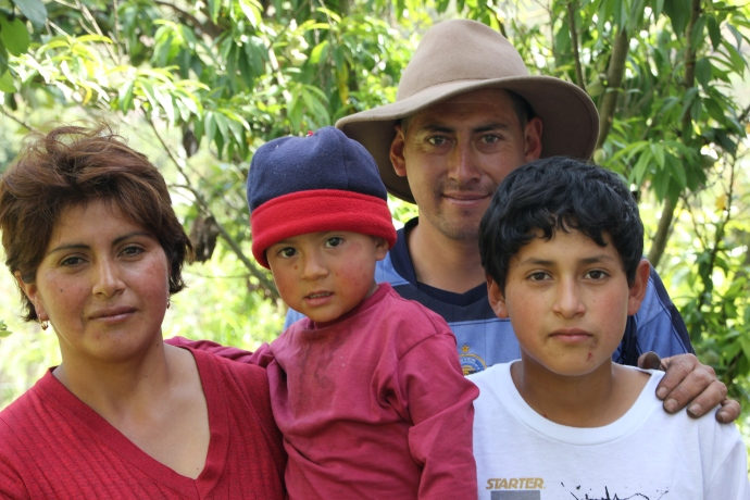 family Ecuador