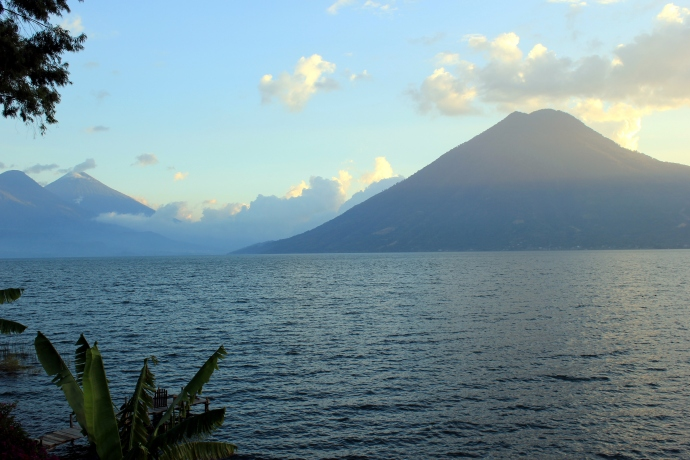 Beautiful Lake Atitlan
