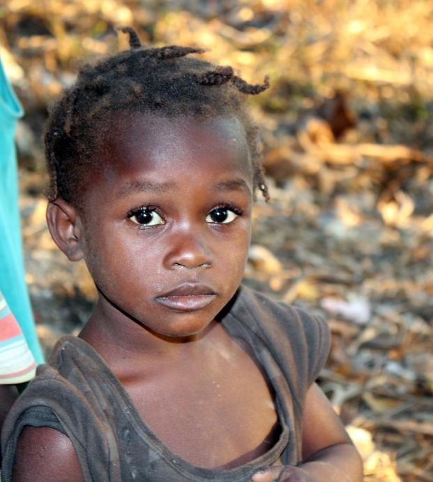 Ivoire child