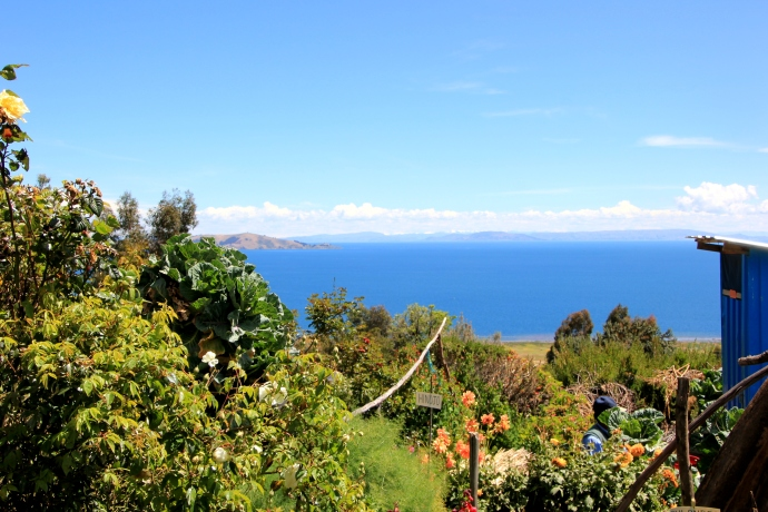 Gorgeous Lake Titicaca