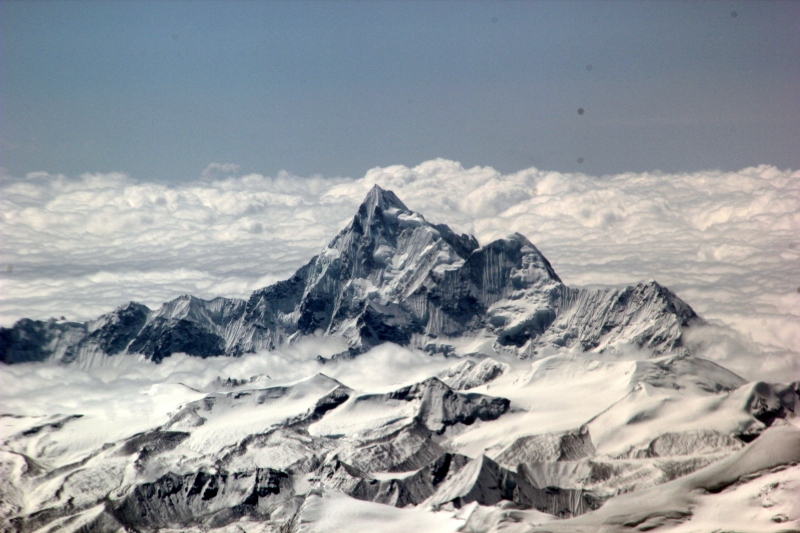 Yup, that's Everest!