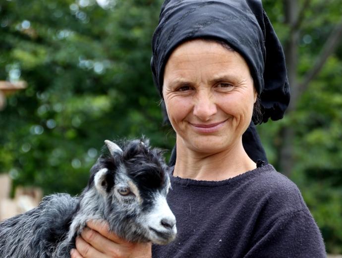 Dorica & goat