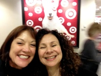 Me & my friend Eman, whom I haven't seen for 25 years - in Target's HQ in Minneapolis